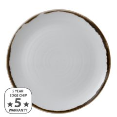 """Dudson Harvest Natural Organic Coupe Plate 11.625"""" / 29.5cm"""