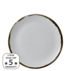 """Dudson Harvest Natural Organic Coupe Plate 10.75"""" / 27.5cm"""