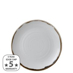 """Dudson Harvest Natural Organic Coupe Plate 9"""" / 23cm"""