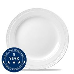 "Churchill Chateau White Plate 11"" / 28cm"