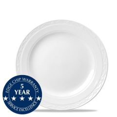 "Churchill Chateau White Plate 9"" / 23cm"