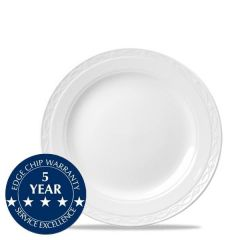 "Churchill Chateau White Plate  8"" / 20.3cm"
