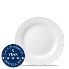 "Churchill Chateau White Plate 6.5"" / 16.5cm"