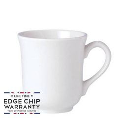 Steelite Simplicity White Club Mug 10oz / 28cl