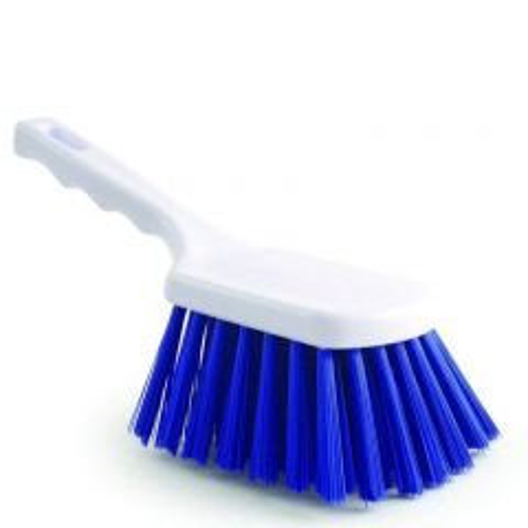 Blue Bristle General Purpose Hand Brush