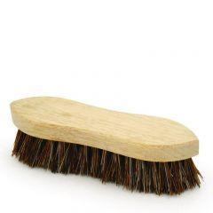 """Wooden Double Wing Scrubbing Brush 6.125""""/154mm"""