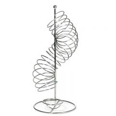 Tablecraft Spiral Fruit Basket 19x3.625""
