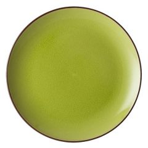 "Soho Verdi Coupe Plate  12"" / 30cm"