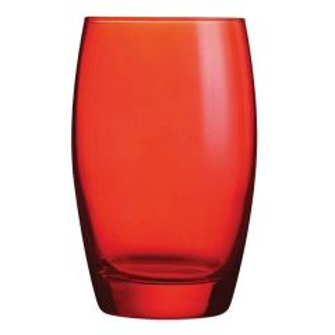 Colour Studio Red Hiball Tumbler 12.5oz / 35cl