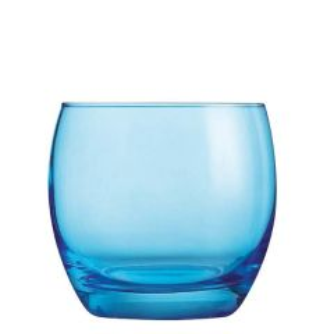Colour Studio Blue Old Fashioned Tumbler 11.3oz / 32cl