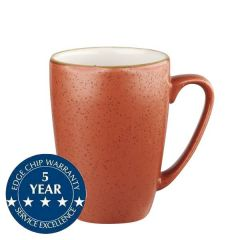 Churchill Stonecast Spiced Orange Mug 12oz / 34cl