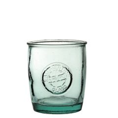 Authentico Recycled Glass Barrel Tumbler 14.75oz / 42cl