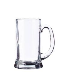 Icon Handled 1/2 Pint Beer Glass Tankard CE 10oz / 28cl