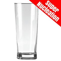 Toughened Senator Pint Beer Glass Super Nucleated CE 20oz / 57cl
