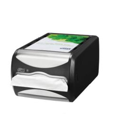 Tork N4 Xpressnap Counter Napkin Dispenser 14.5 x 19 x 30.7cm