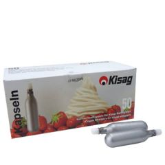 Kisag Cream Whipper Bulbs