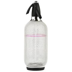 Stainless Steel Mesh Soda Syphon