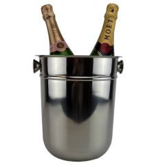 "Stainless Steel Wine Bucket 8"" / 20cm diameter"