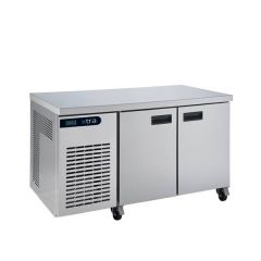 Foster XTRA 2 Door Refrigerated Counter 280Ltr [R290] 1330x700x855mm