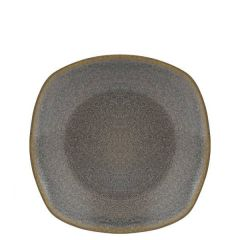 "Clearance Dudson Evo Granite Chef's Square Plate 8.5"" / 21.6cm"