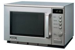Sharp Microwave 1900 Watt Heavy Duty Manual Control With Cavity Protection (3 Year Warranty)