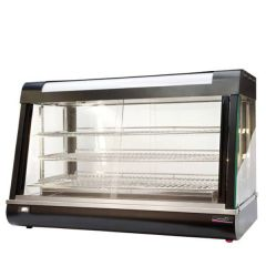 Pantheon Electric Heated Display Cabinet 660x437x635mm