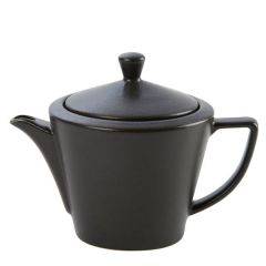 Porcelite Seasons Graphite Conic Teapot 17.5oz / 50cl