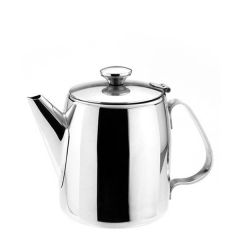 Superior Teapot Stainless Steel 20oz / 57cl