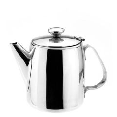 Superior Teapot Stainless Steel  32oz / 0.9Ltr