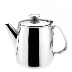 Superior Teapot Stainless Steel  48oz / 1.4Ltr
