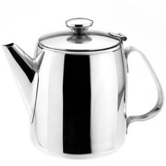 Superior Tea / Coffee Pot Stainless Steel 100oz / 3Ltr