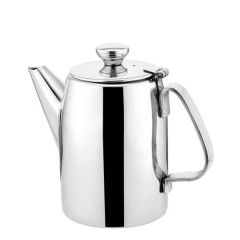 Superior Coffee Pot Stainless Steel 20oz (Pint) / 57cl