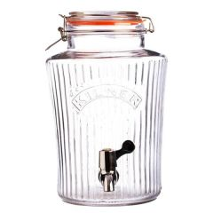 Kilner Vintage 8ltr Drinks Dispenser 22x36.5x28.5cm (WxHxL)