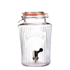 Kilner Vintage 5ltr Drinks Dispenser 19 (W) x 30 (H) x 25 (L) cm