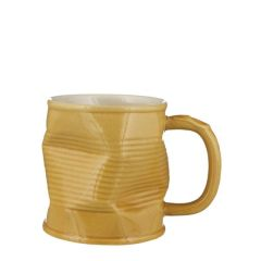 Squashed Tin Can Mug Caramel 7.75oz / 22cl
