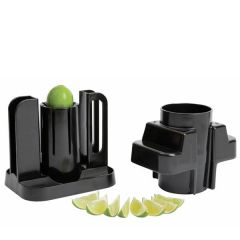 Professional Lemon/Lime Wedger 8 Section with Stainless Steel Blades