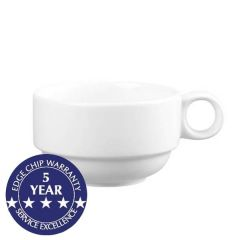 Churchill Profile Lightweight Stacking Teacup 7oz / 20cl