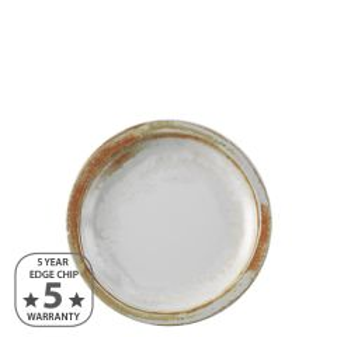 "Dudson Finca Sandstone Narrow Rim Plate 7"" / 18cm"