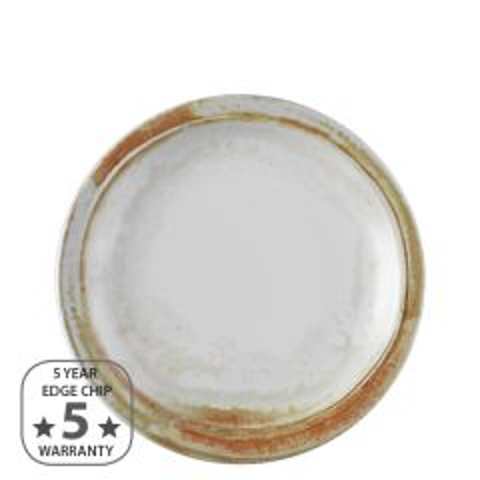 "Dudson Finca Sandstone Narrow Rim Plate 10"" / 25.5cm"