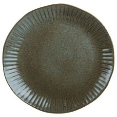 """Rustico Impressions Fern Charger Plate 12.25"""" / 31cm"""
