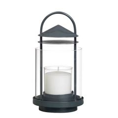 Relight Outdoor Lantern With Plastic Cover