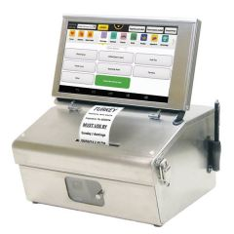 "Date Code Genie Automated Label Printer  9.5 x 12 x 14"""