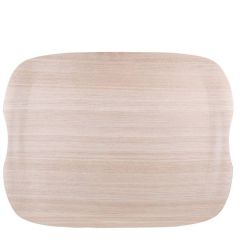 """Roltex Ecological Earth Tray Light Wood 18x14"""" 46x36cm"""