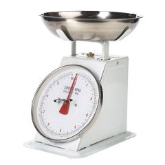 Bench Scales with Stainless Steel Bowl up to 10kg