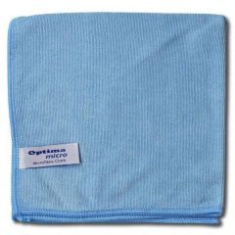 Microfibre Blue Cloth 40x40cm