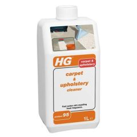 HG Carpet & Upholstery Cleaner 1Ltr