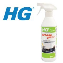 HG Grease Away Cooker Cleaner 500ml