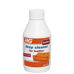 HG Deep Leather Cleaner 250ml