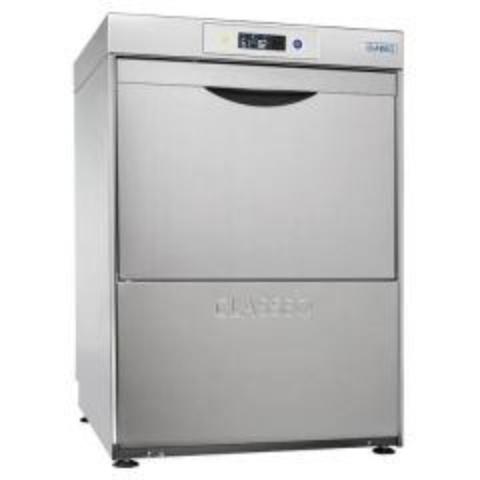 Classeq D500 Duo Dishwasher 6.58kW 570x605x830mm