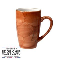 Steelite Craft Terracotta Quench Mug 10oz / 28.5cl